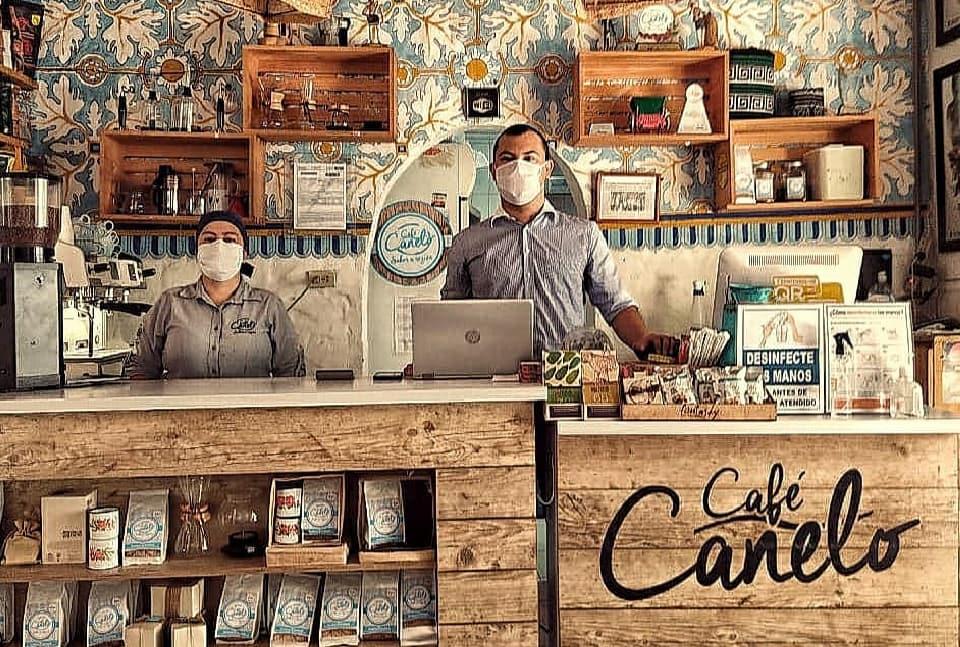 Café Canelos